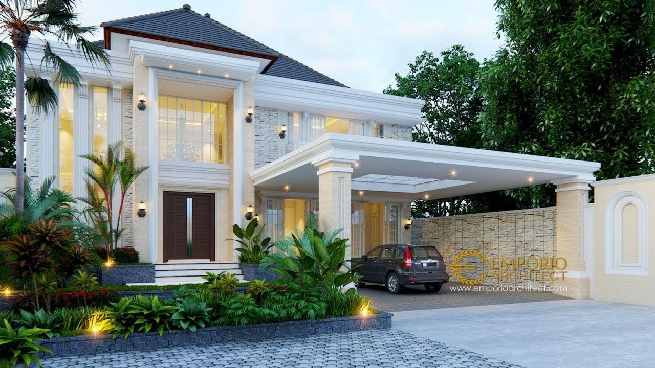 Small Modern Classic House Exterior Design   Decoomo