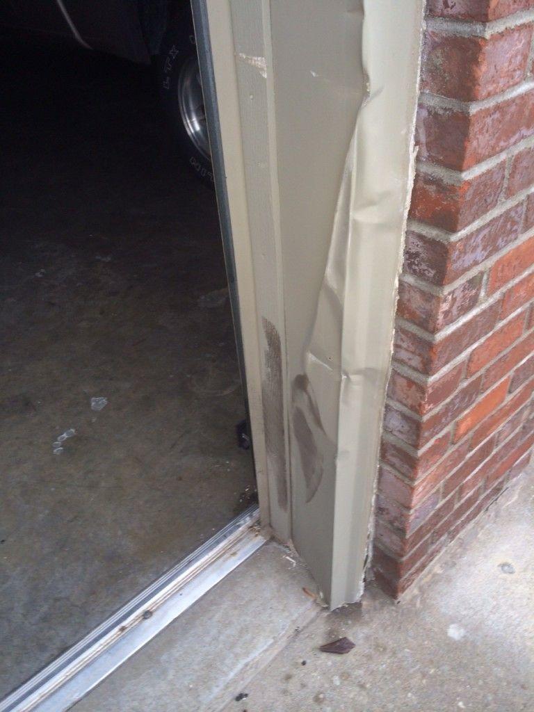 Caulking Around Garage Door voteno Pinterest
