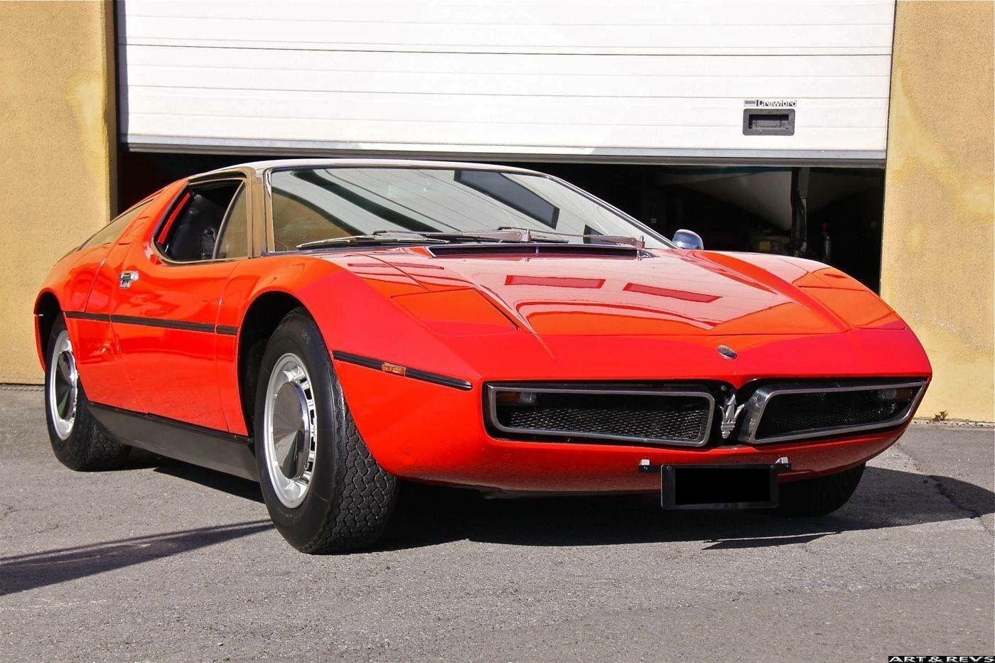 MASERATI BORA -1973 in 2020 | Maserati bora, Classic