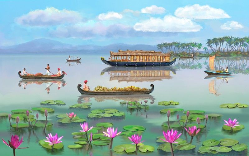 Kerala With Images Live Wallpapers Android Wallpaper Wallpaper Pc