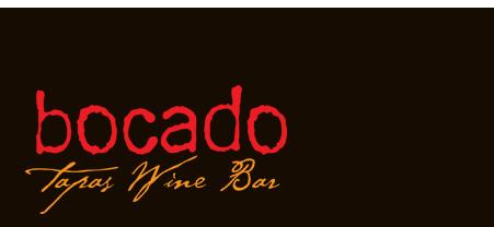 Bocado Tapas Wine Bar