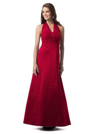 David S Bridal Red 81441 Apple Red Dress 51 Off Retail Davids Bridal Bridesmaid Dresses Bridesmaid Dressing Gowns Bridal Bridesmaid Dresses
