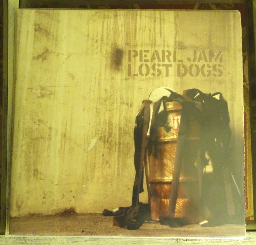 Pearl Jam ‎– Lost Dogs 3 LP s Limited + CD Lost Dogs 2CD s