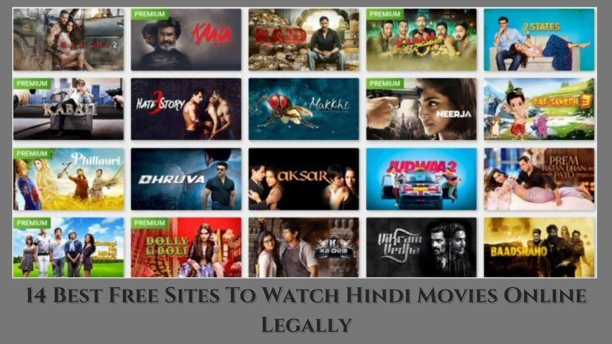 14 Best Free Sites To Watch Hindi Movies Online Legally In 2021 In 2021 Bollywood Movies Online Hindi Movies Online Movies To Watch Hindi