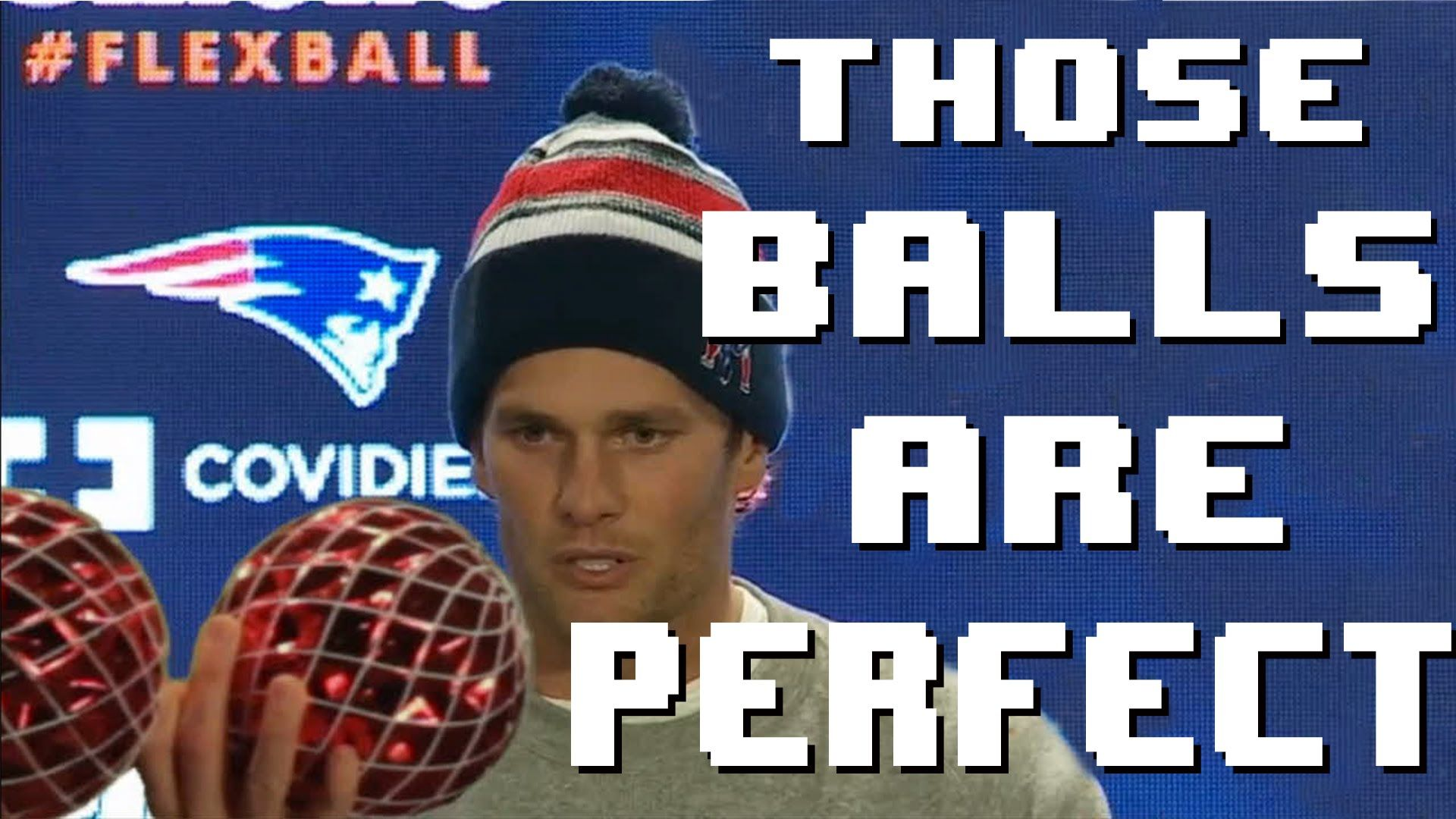 Those Balls Are Perfect Tom Brady Songified Singing The Deflategate Theme Song Tom Brady Super Bowl Cat Drooling
