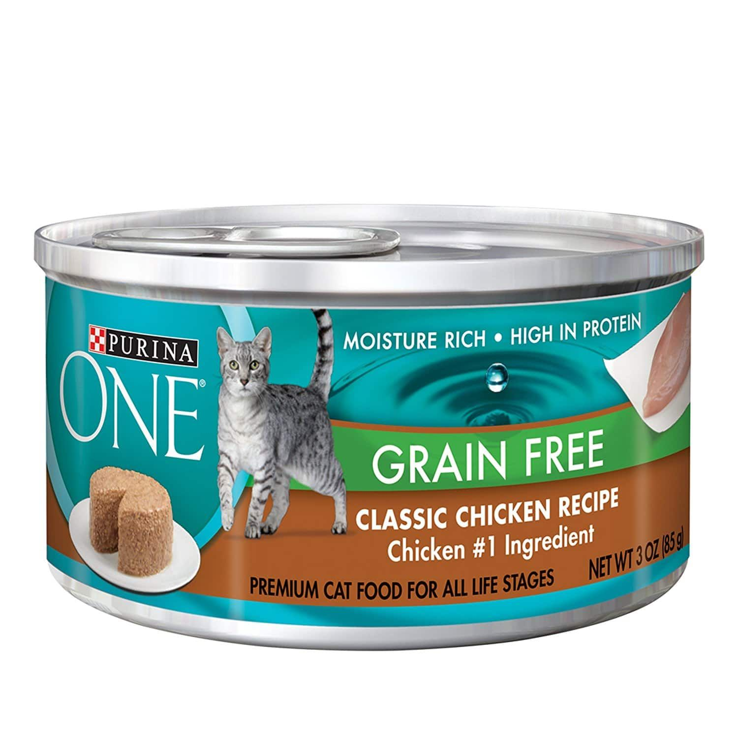 Top 10 Best Canned Cat Foods In 2020 Hqreview Classic Chicken Recipe Canned Cat Food Cat Food