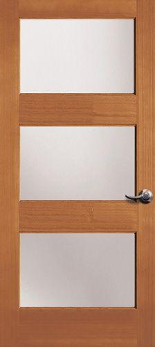 Simpson Door Company - 1603 Contemporary Exterior Door ...