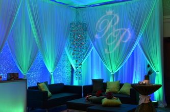 Decor & Lighting - Colonial Event