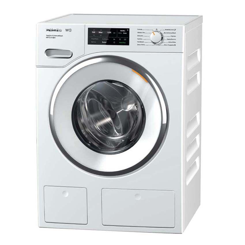 Miele W1 Series Washer Wwh860 Washer Miele Washing Machine