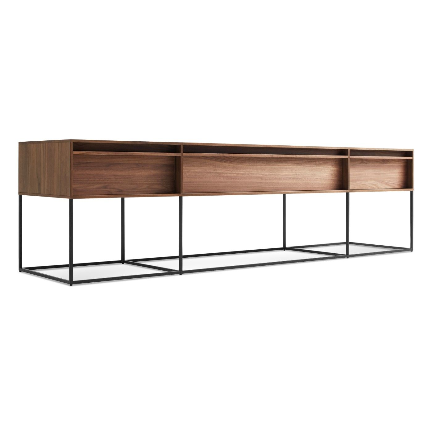 Rule Long And Low Low Console Table Metal Furniture Iron