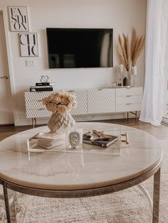 My Neutral Living Room // 2020 – BLONDIE IN THE CITY