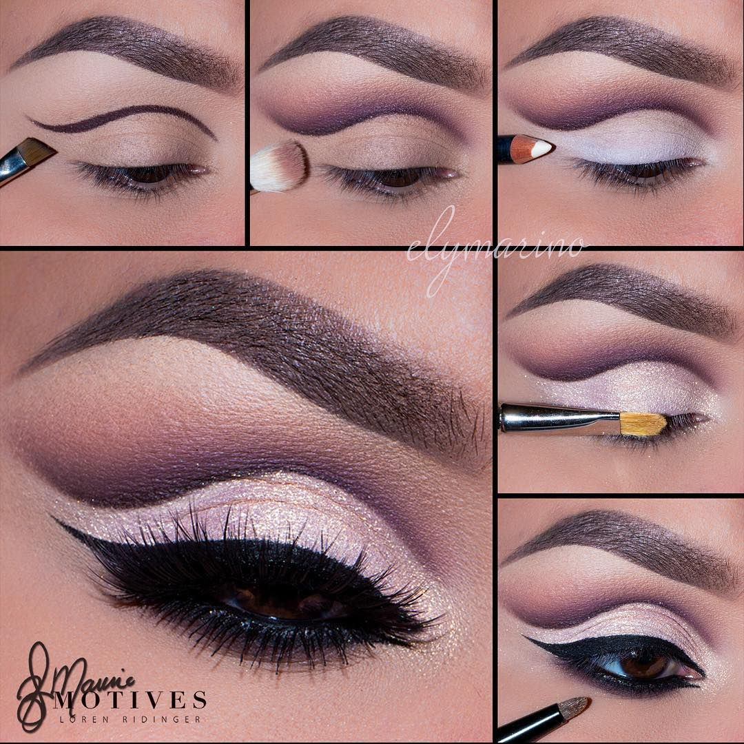 gorgeous cut crease#motivesmaven @elymarino using all motives