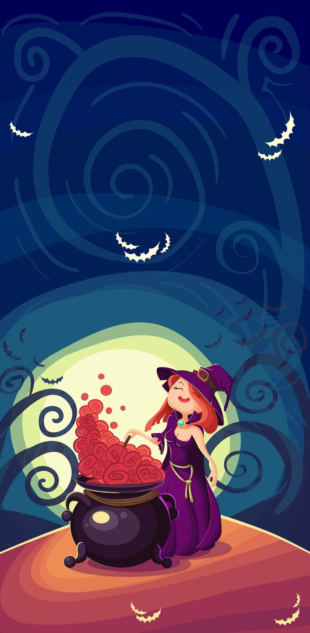 Pin by Cindy Fisher on Halloween Anime, Witches brew, Witch