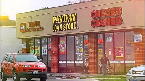 Payday loans upfront fees image 4