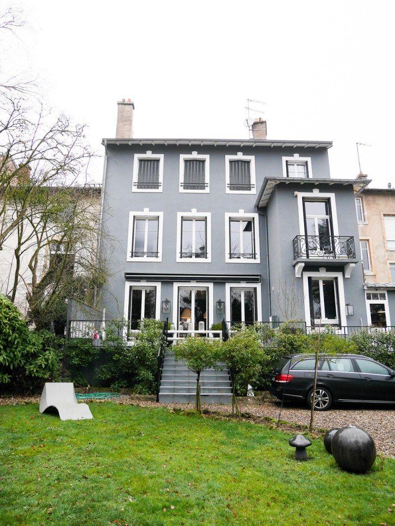 La Villa 1901 Couleur Facade Maison Couleurs Maison Facade Maison