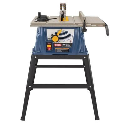 Ryobi 10 Inch Table Saw Stand Rts10 Home Depot