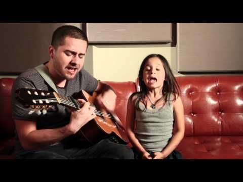 Cutest Father Daughter Acoustic Duo Cover Adele S Rolling In The