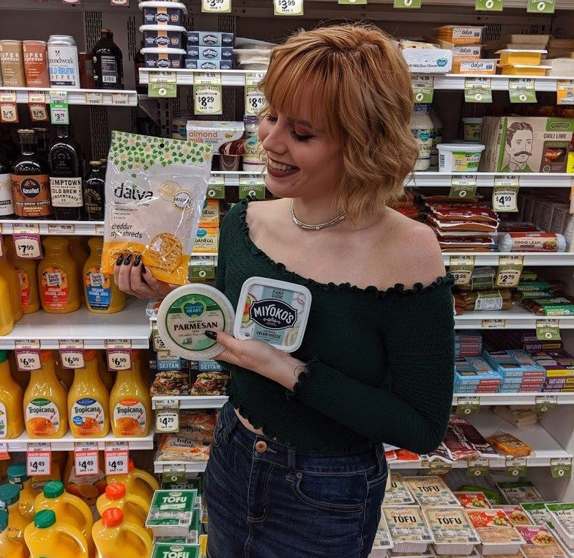 The Wonderful World Of Dairy Free Let S Talk Vegan Cheese Vegan Cheese Vegan Cream Cheese Vegan