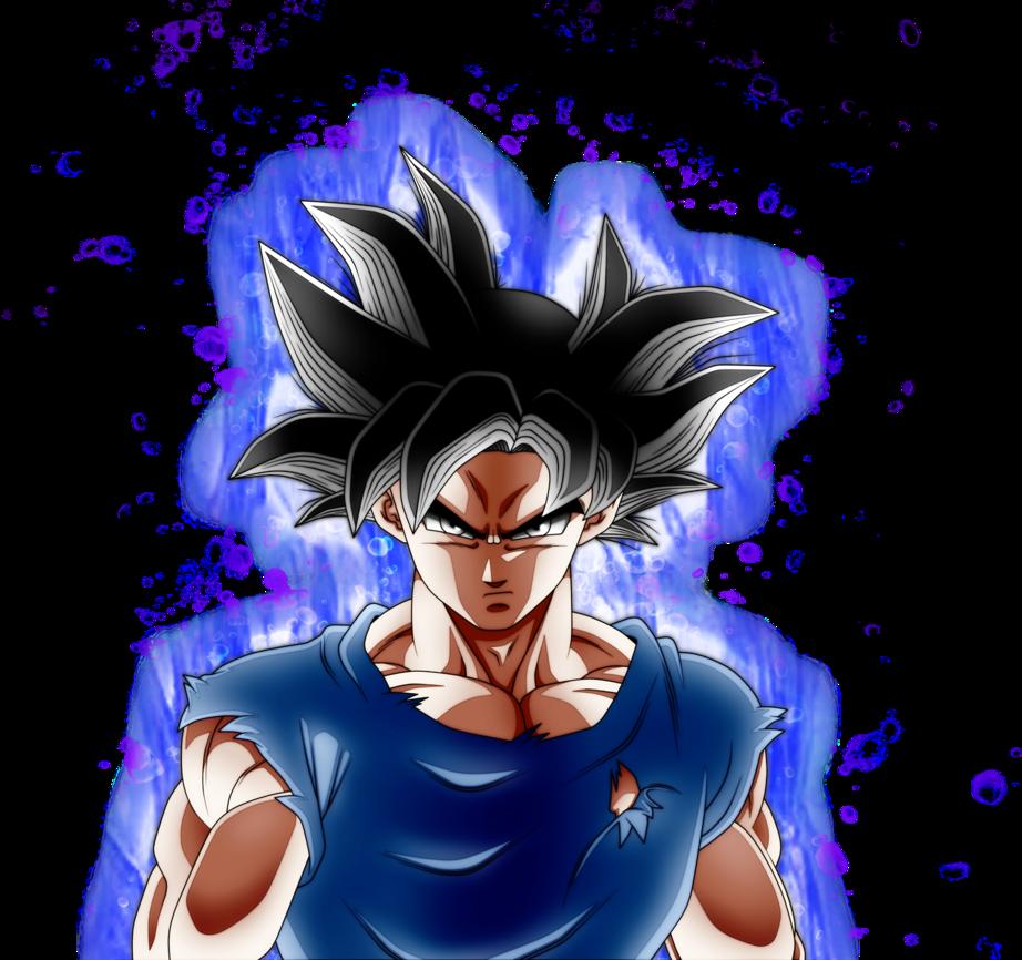 Goku Ultra Instinct Aura by AngelArts2.deviantart.com on ...