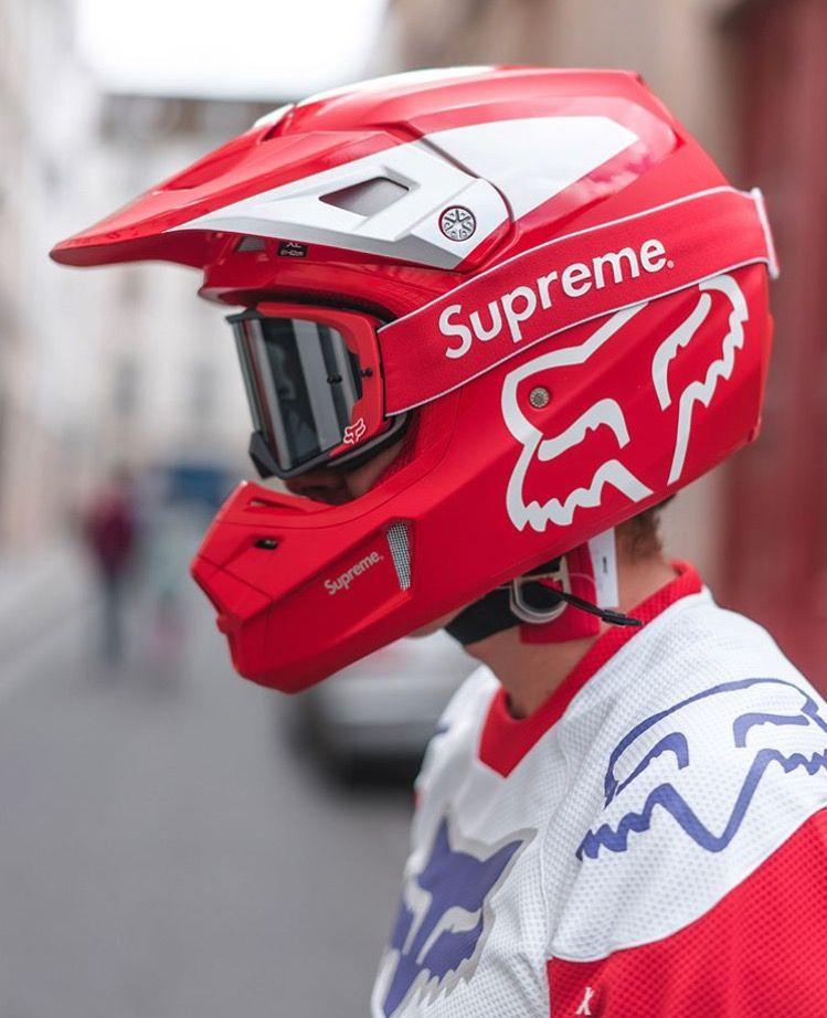 Hyped - Supreme x Fox Racing | HYPEBEAST_EU | Supreme clothing