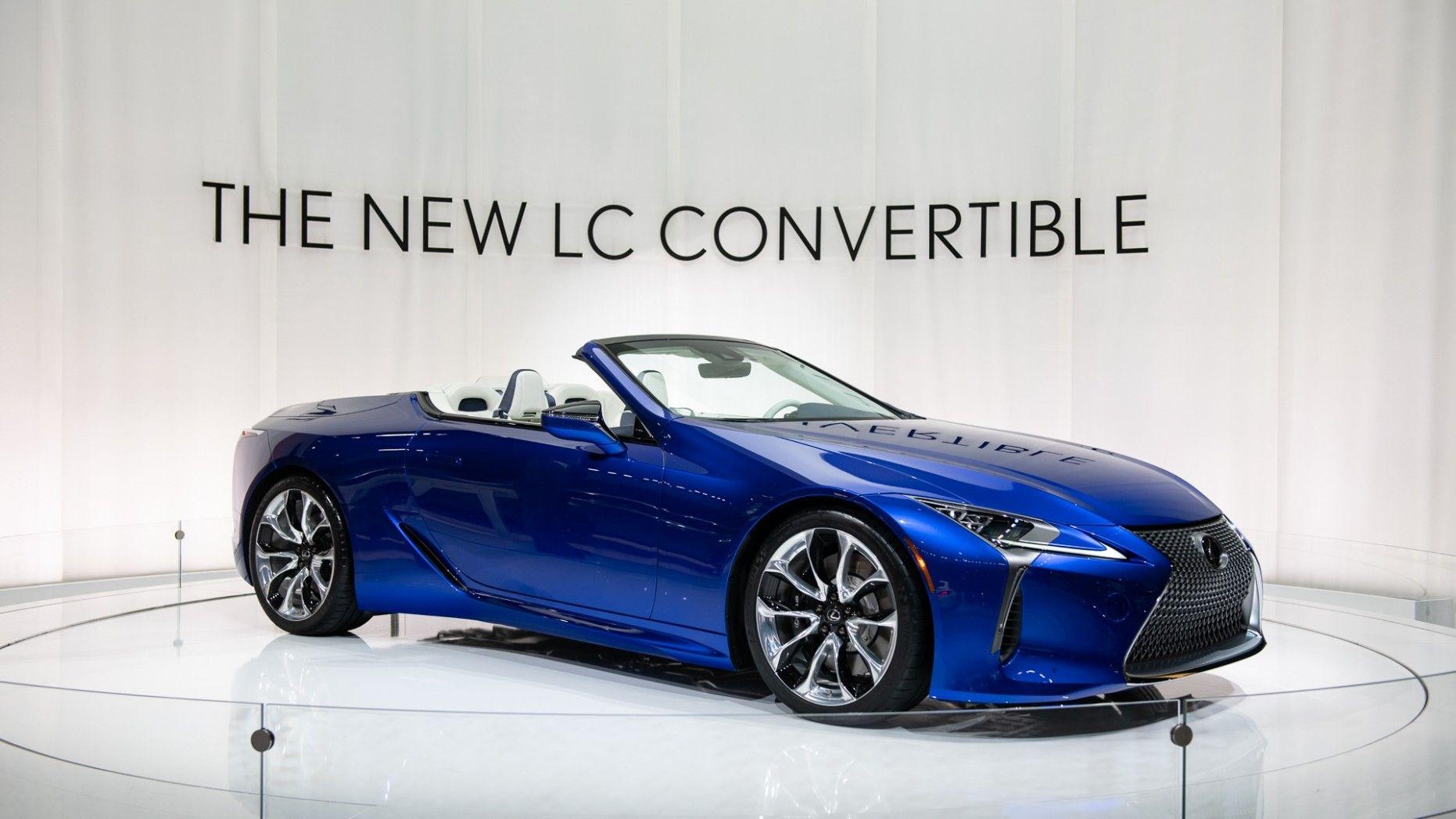 2021 Lexus Lf Lc In 2020 Lexus Tokyo Motor Show Vw Sharan