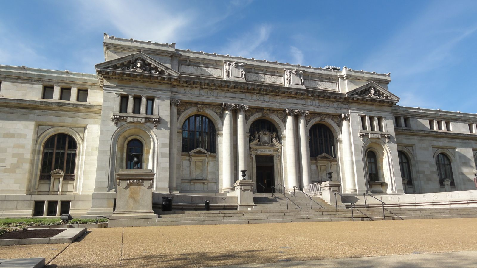 Mold Found In Carnegie Library Closes Temporarily Carnegie Library Historical Landmarks Landmarks
