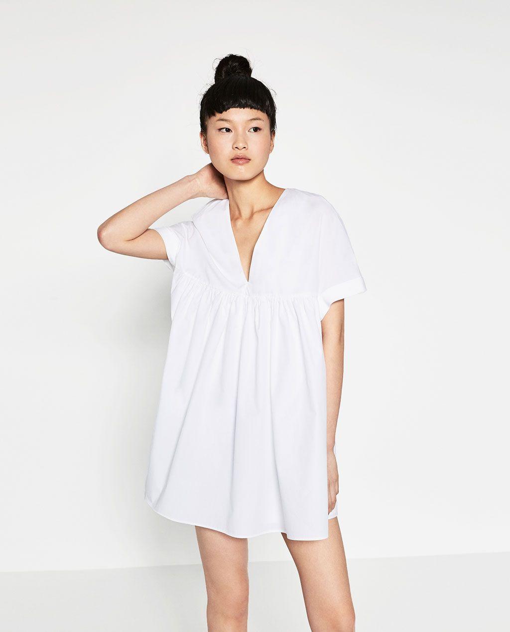 Zara femme robe combinaison