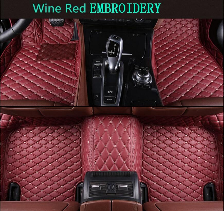 3d Luxury Slush Floor Mats Foot Pad Mat For 15 17 Ford New Mustang 2015 2016 2017 6colors Free By Ems Floor Mats Toyota Prius Interior Car Floor Mats