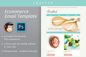 Email Newsletter Template Mailchimp  Email Templates