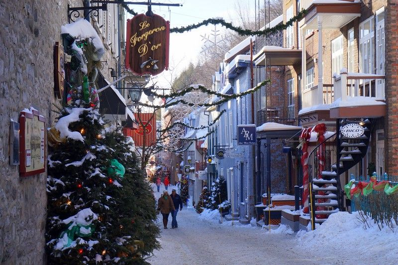 Quebec City In Winter Here Are 10 Ways To Enjoy The City Quebec City Canada Photography Quebec