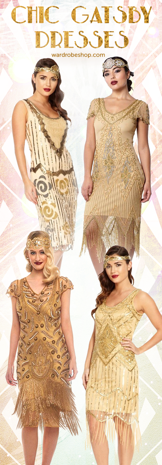 Great Gatsby Inspired Look 1920s Themed Party Vintage Style Outfit Roaring Twenties Re Great Gatsby Party Dress Gatsby Party Outfit Roaring 20s Outfits