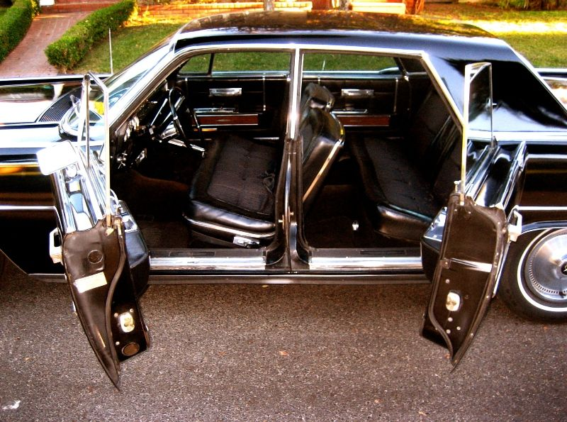 1964 Lincoln Continental Sedan with Suicide Doors. & 1964 Lincoln Continental Sedan with Suicide Doors. | Doors ... Pezcame.Com
