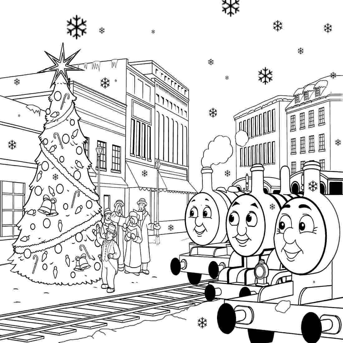 Thomas the train coloring sheets printable - Thomas The Train Coloring Pages To Print Free For Toddlers