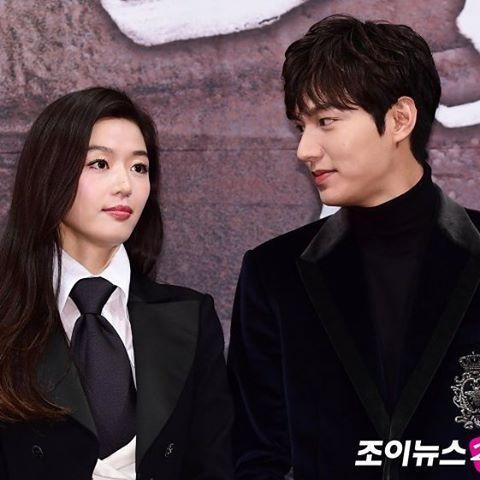 Legend Of The Blue Sea Jun Ji Hyun Lee Min Ho So In Love With