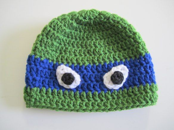 Tmnt Crochet Decided Instead Of Making This To Make A Mens Olive