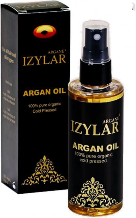 Argane Izylar - Arganolie cosmetisch 100% puur - 100 ml - Voor het gezicht, huid en haar koop je gewoon op Bolcom, snel te vinden via onze zoekhulp voor natuurlijk en biologisch.