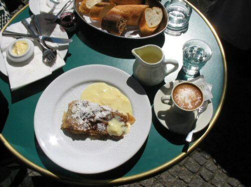 "Cafe Einstein:  ""Heavenly Apfelstrudel."" More information on #Berlin: visitBerlin.com"