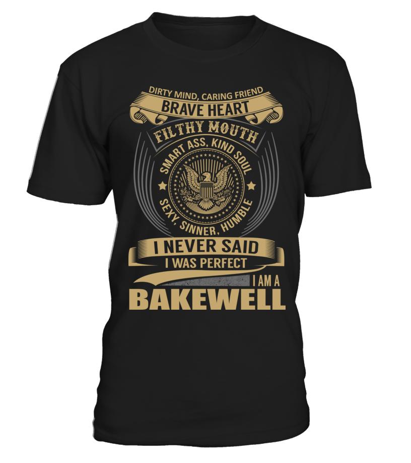 BAKEWELL - I Nerver Said