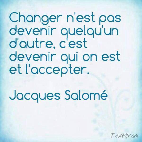 changer est ce devenir quelqu un d autre