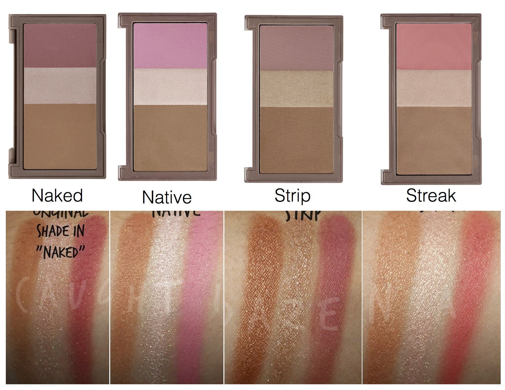 Naked Flushed Palette by Urban Decay #15