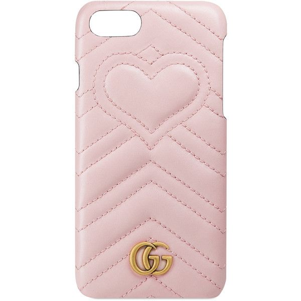 9f426066ab Gucci Gg Marmont Iphone 7 Case (€300) ❤ liked on Polyvore featuring  accessories, tech accessories, phone cases, iphone cases, phone,  electronics, nude, ...