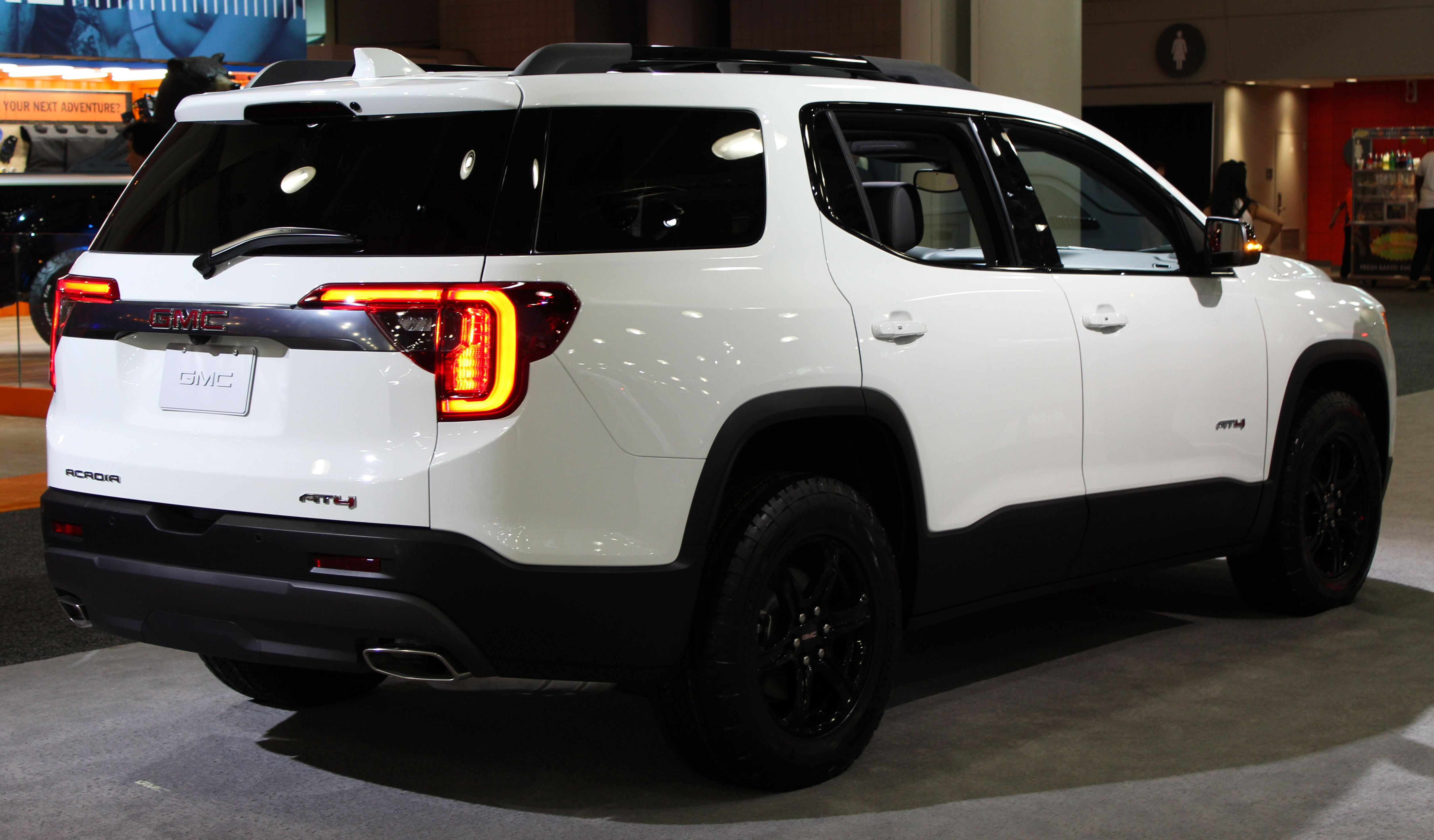 54 Great 2020 Acadia Come Out Model In 2020 Gmc Acadia Mid