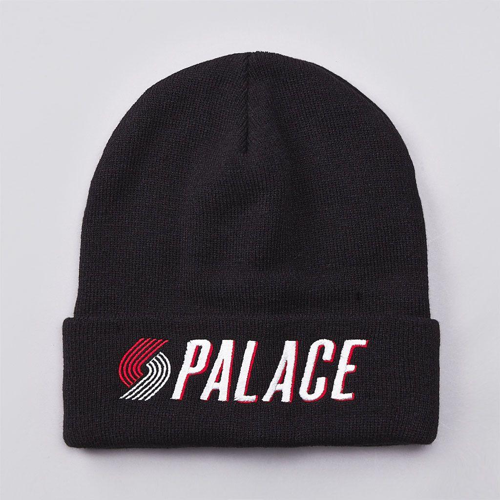 30b445e35351b Flatspot - Palace Blazin Beanie Black