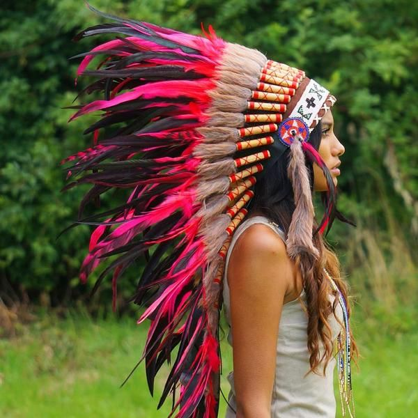Indian Headdress Images
