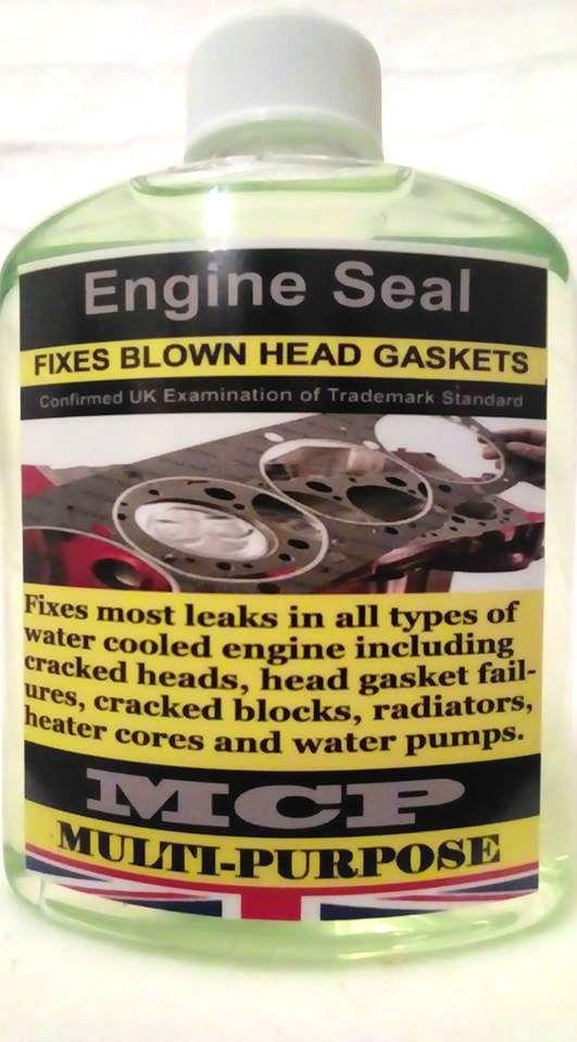 HEAD GASKET SEALER,ENGINE BLOCKS CYLINDERS HEAD GASKETS REPAIRS,,MCP ENGINE SEAL #EngineSealMCP