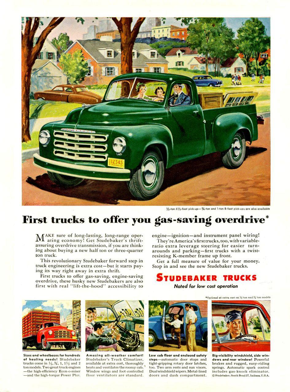 1950 Studebaker Wiring Champion Diagram Truck Ad Trucks Pinterest 945x1276