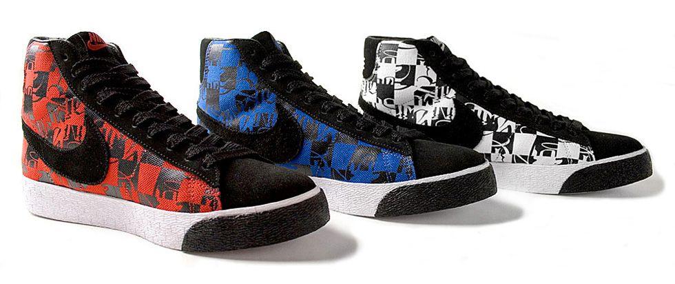 08 Stussy x Nike x Neighborhood Blazer