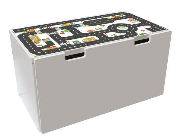 tische spieltruhe m beltattoo f r ikea stuva bank ein designerst ck von limmaland bei. Black Bedroom Furniture Sets. Home Design Ideas