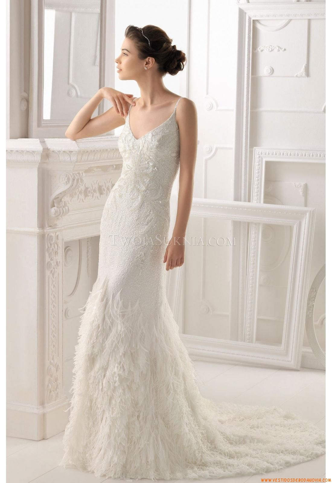 Vestido de novia Aire Barcelona 148 Ondara 2014
