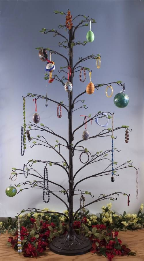 Ornament Trees Wire Twig 62 Ornament Display Trees Metal Ornament Tree Ornament Display Ornament Tree Display